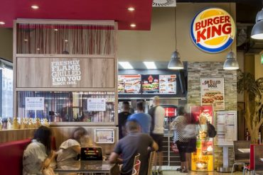 L'enseigne Burger King monte en puissance dans le marketing local digital