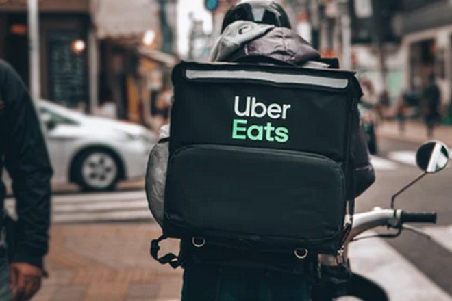 A l'heure du Coronavirus, Uber devient d'abord une entreprise de livraison alimentaire