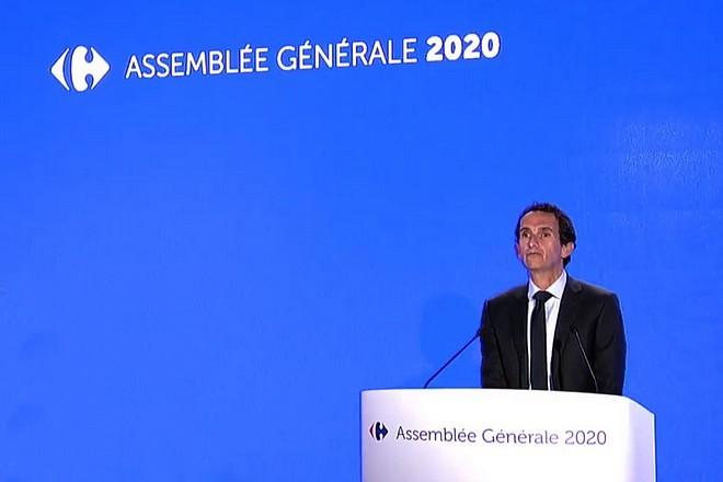 Le PDG de Carrefour sera rémunéré en partie selon la satisfaction client