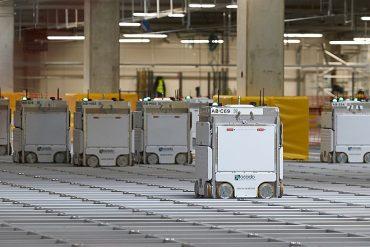 L'entrepôt automatisé de Monoprix est opérationnel
