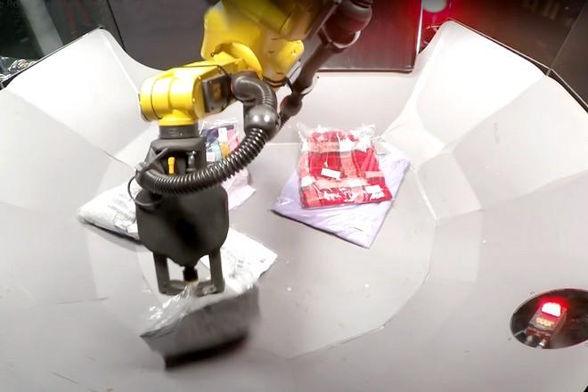 Automatisation de la préparation des commandes e-commerce chez Gap à cause du Covid-19