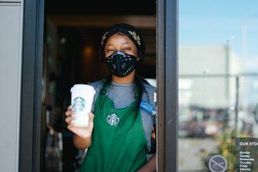 Starbucks a récupéré les 2 tiers de ses ventes aux Etats-Unis en magasin comparables
