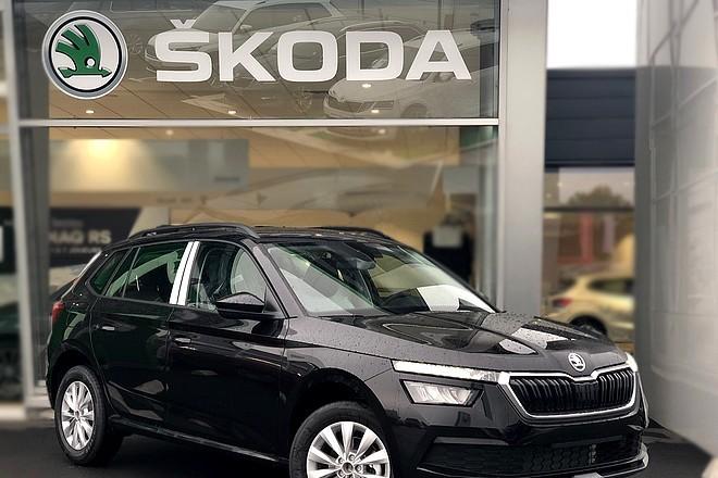 Le constructeur automobile Skoda en amélioration continue sur le Drive-to-store durant 1 an
