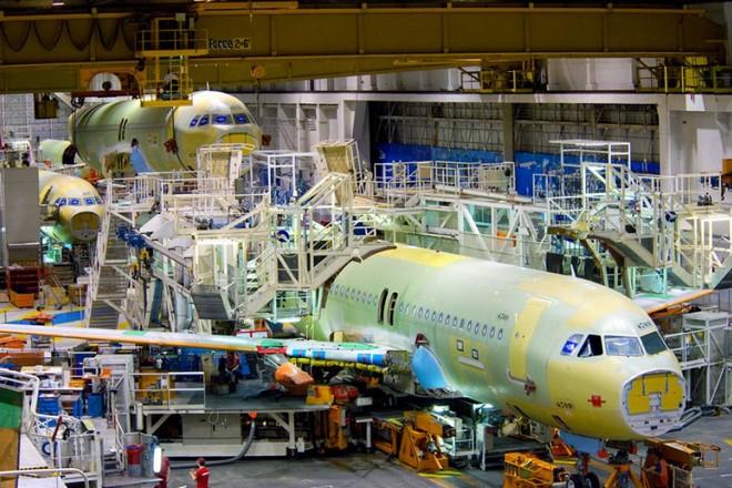 Airbus supprime 15 000 postes dans le monde