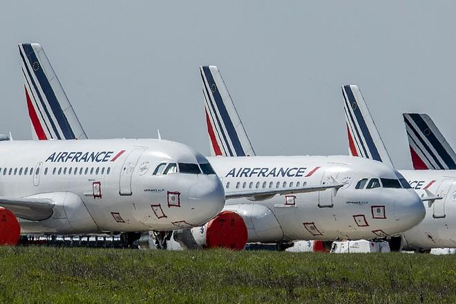 Air France prévoit un retour à la normale dans 4 ans