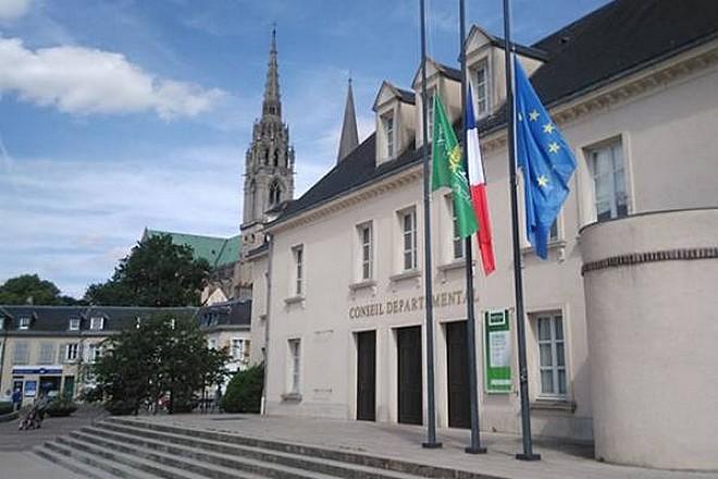 L'informatique du Conseil départemental d'Eure et Loire bloquée par une cyberattaque