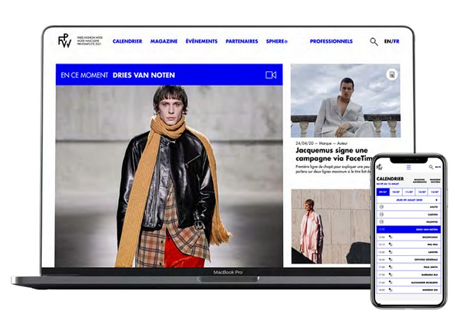 La Fashion Week haute couture parisienne passe au digital en juillet