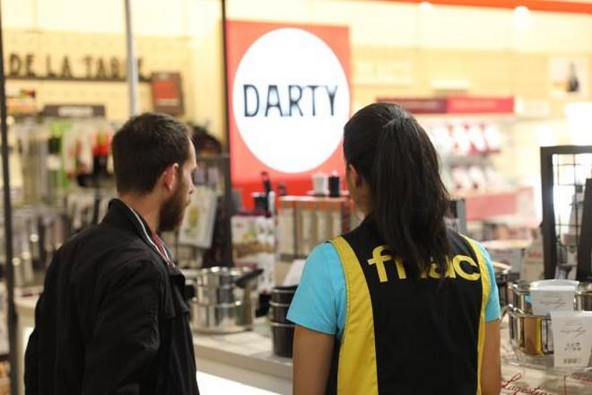 Fnac Darty sous pression, depuis ses magasins jusqu'à ses places de marché