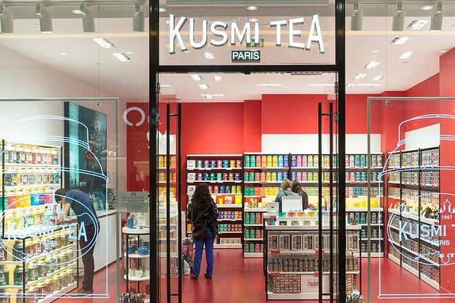 Chez Kusmi Tea, la relation entre le client et sa boutique va devenir plus forte