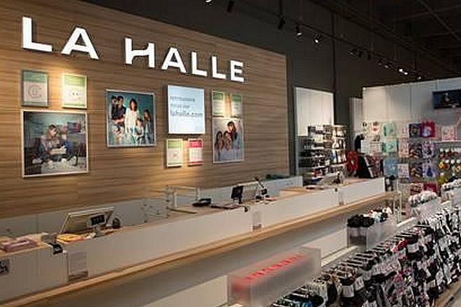 « Nous allons construire tout un système omni-canal autour de La Halle »
