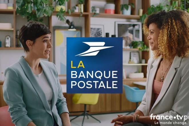 La Banque Postale associe digital et TV pour sa campagne « finance citoyenne »