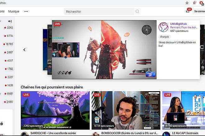 Le défilé de la marque de prêt à porter Burberry sera diffusé en direct sur Twitch