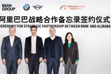 Accord entre BMW et Alibaba pour numériser la vente de véhicules