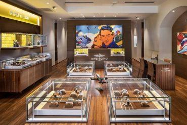 Breitling enrichit le rendez-vous en boutique avec l'historique web du client