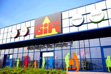 L'association entre TV et Facebook mobilisée pour faire venir en point de vente chez Gifi