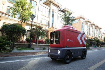 L'e-commerçant chinois JD.com déploie 100 robots de livraison autonomes dans la ville de Changshu