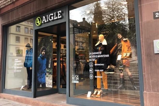 Aigle, entre la Chine et la France : une marque, deux manières de s'adresser aux clients