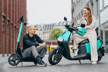 L'européen Tier récolte 250 millions de dollars pour déployer sa micro mobilité électrique