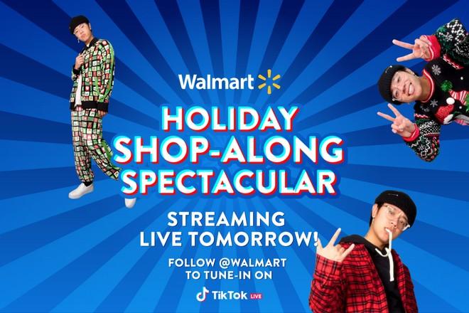 Le géant de la grande distribution Walmart va vendre en « live streaming » sur TikTok