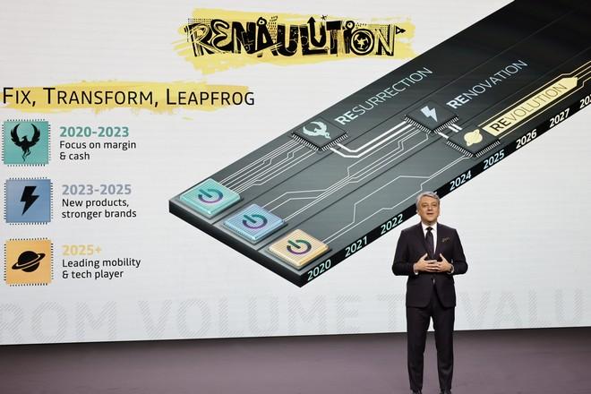 Renault crée « Software République », un écosystème avec Orange, Atos, Dassault Systèmes et STMicroElectronics