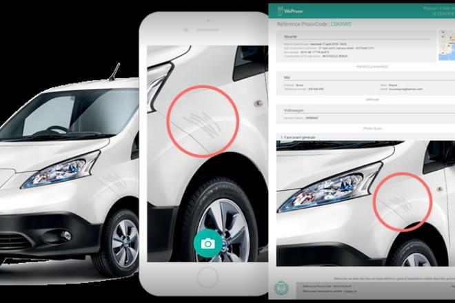 L'IA expert automobile : bilan d'étape pour la startup WeProov