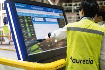 L'équipementier automobile Faurecia tracera ses données avec Palantir