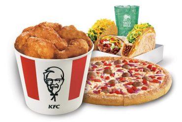 Le groupe propriétaire de KFC et Pizza Hut annonce des ventes digitales record en 2020