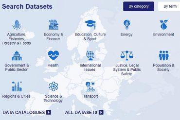 Cap Gemini chargé de développer le portail européen de données