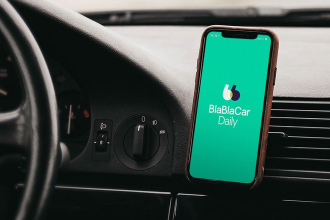 Blablacar refond son app mobile de co-voiturage du quotidien