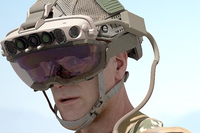 L'Armée américaine s'équipe de casques de réalité augmentée