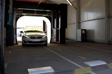 Le leader de la logistique Gefco teste l'inspection des véhicules par IA