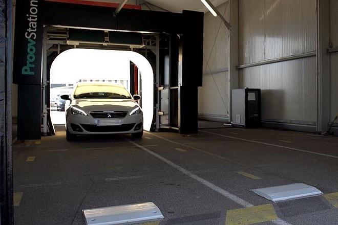 IA d'inspection automatique de véhicule : Proovstation s'associe à Michelin