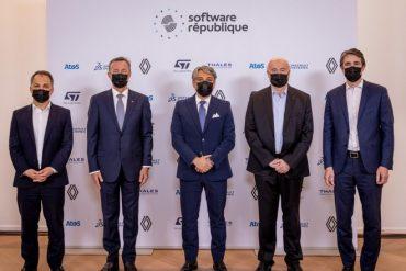 Renault veut devenir leader des services de mobilité grâce à la Software République