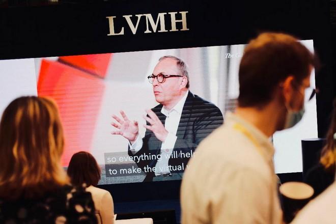 Plusieurs centaines de personnes de LVMH seront formées avec Google sur la Data et l'IA