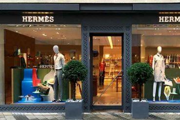 Luxe : Hermès renouvelle sa clientèle grâce au e-commerce