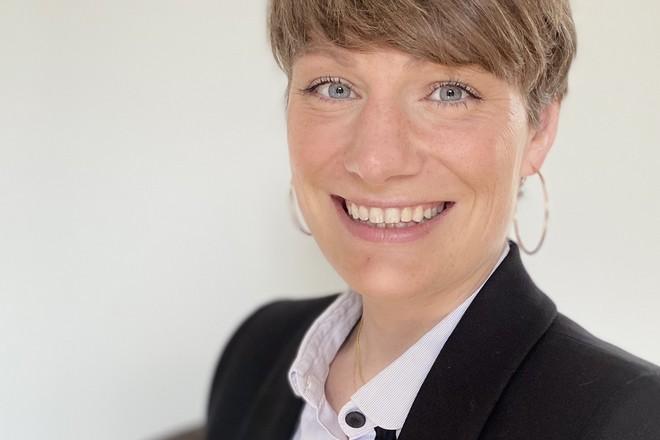 Audrey Brayer, directrice innovation opérationnelle et des SI de Pierre & Vacances