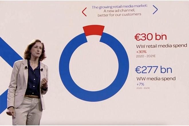 Carrefour monte en puissance pour vendre de la publicité grâce à sa connaissance client