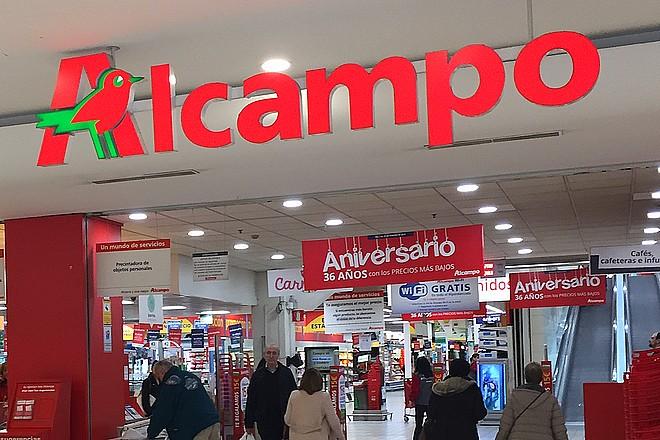Auchan robotisera ses commandes e-commerce en Espagne en 2024