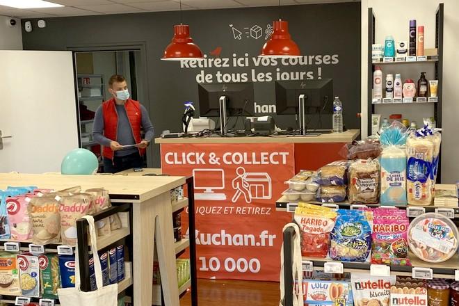 Auchan développe les nouveaux parcours clients appuyés sur le digital