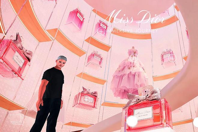 Miss Dior propose un voyage digital immersif et marchand via un avatar