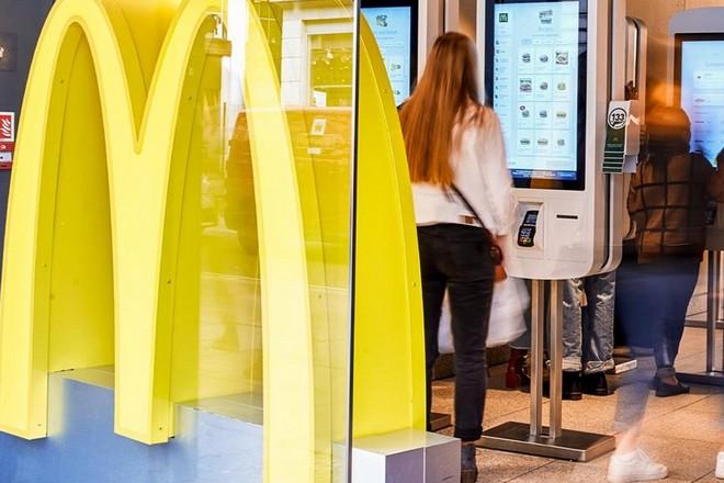 McDonald's veut accélérer sur la livraison, le numérique et le drive