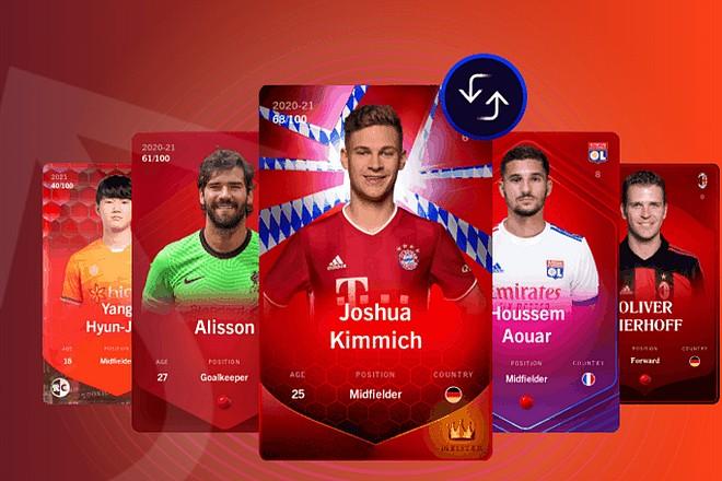 Le digital renouvelle la collection de cartes de footballeurs : Sorare lève 580 millions d'€