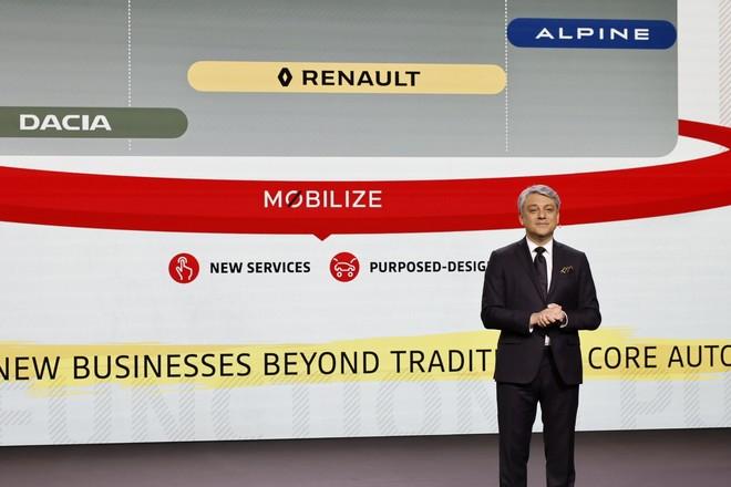 Renault s'emploie à se réorganiser autour de ses données ventes et marketing